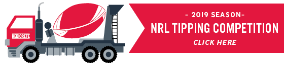 Redicrete 2019 NRL Tipping Comp