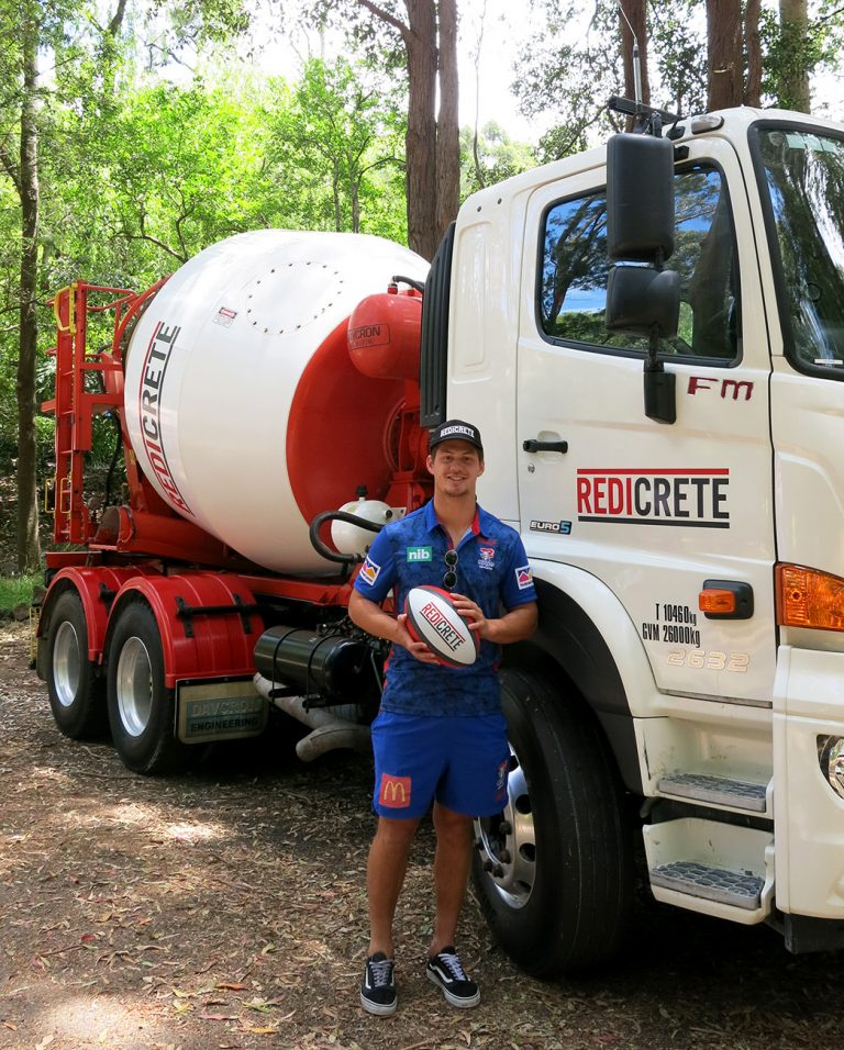 Redicrete Newcastle Knights Kalyn Ponga